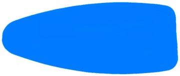 Housse Bleue et mousse 559-557 Euroinox