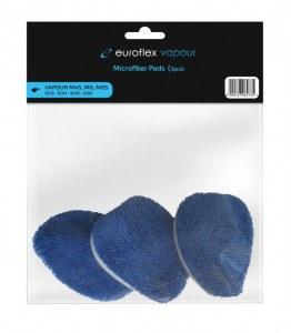 KIT 3 BONNETTES MICROFIBRES M6