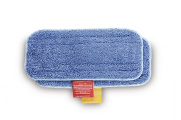 KIT MICROFIBRES POUR BALAI MOSTER MOP CLEANER ET THERMAL X1