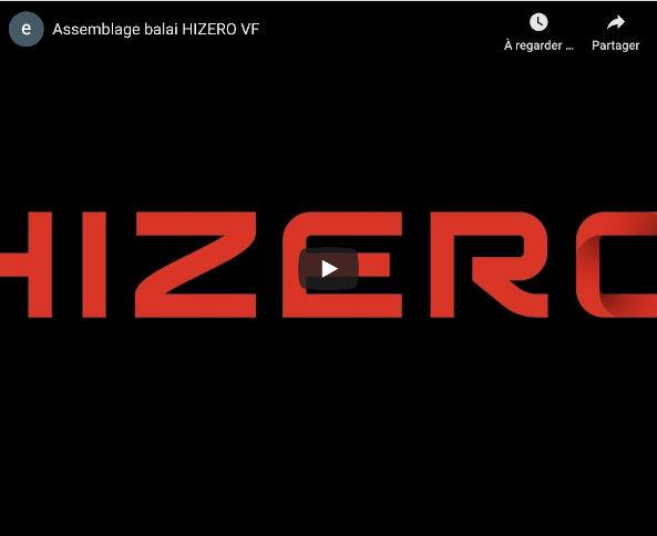 Video Balai hizero assemblage